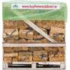 80 Nets Kiln Dried Ash Logs
