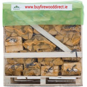 40 Nets Kiln Dried Birch Logs