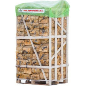 80 Nets Kiln Dried Birch Logs For Sale Ireland
