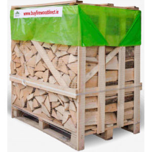 1.25M Flexi Crate – Kiln Dried Oak Logs