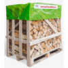 Kiln Dried Mixed Hardwood Logs Flexi Crate