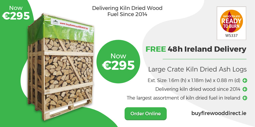 Galway Buy Firewood Direct Ireland