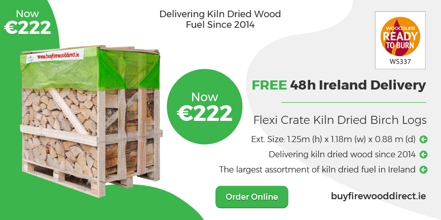 Antrim Buy Firewood Direct Ireland