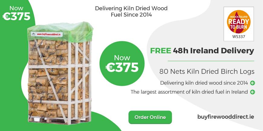 Wexford Buy Firewood Direct Ireland