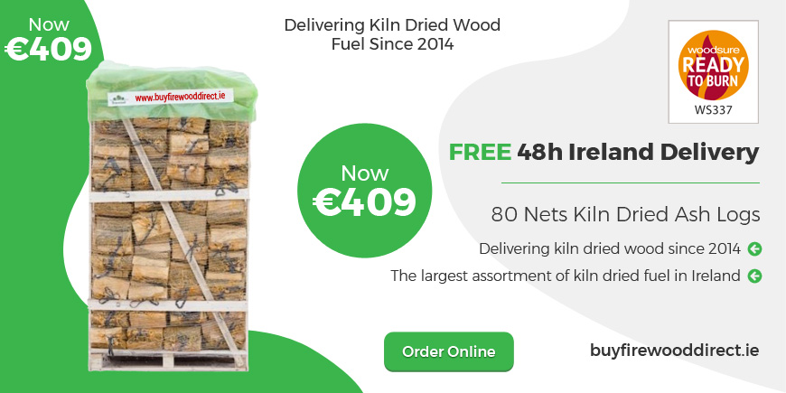 Wicklow Buy Firewood Direct Ireland