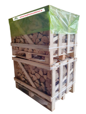 Double Stack – Kiln Dried Mixed Hardwood Logs