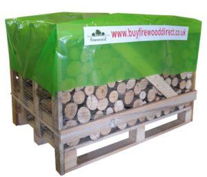 Standard Crate – Kiln Dried Mixed Unsplit Hardwoods