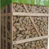 Kiln Dried Ash Logs Large Crate