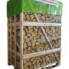 Kiln Dried Birch Logs Large Crate