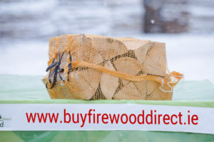 40 Nets Kiln Dried Ash Logs